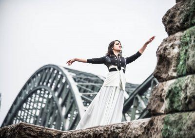 Katerina la Greca flamenco tänzerin Köln